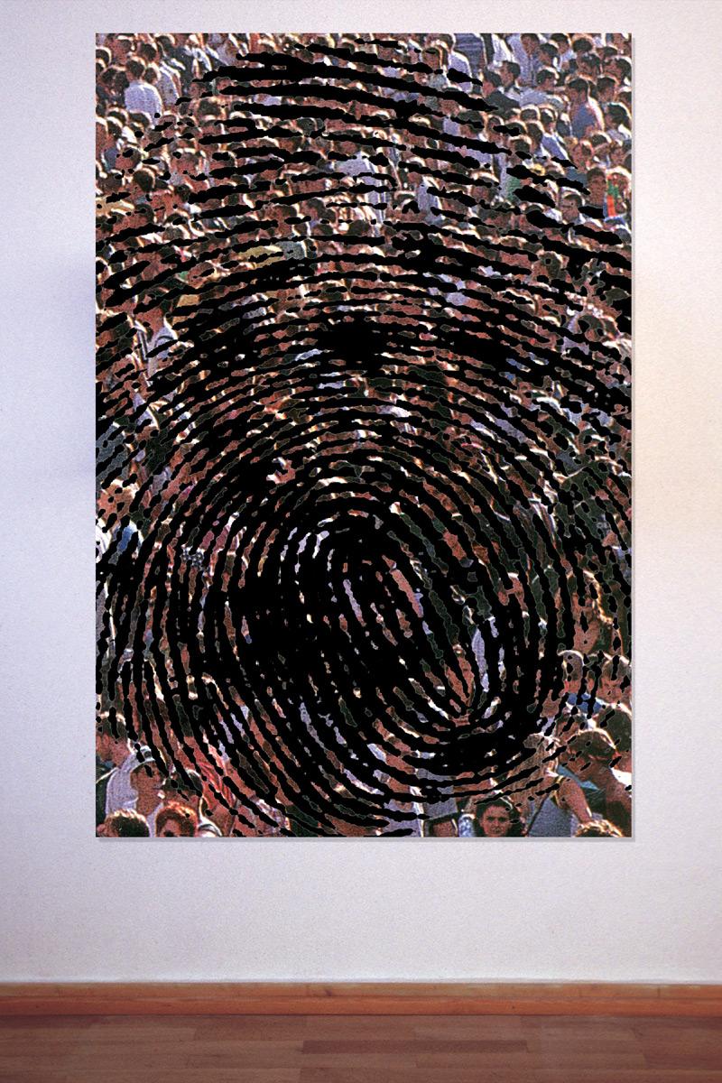 Michael Göbel - Massen I