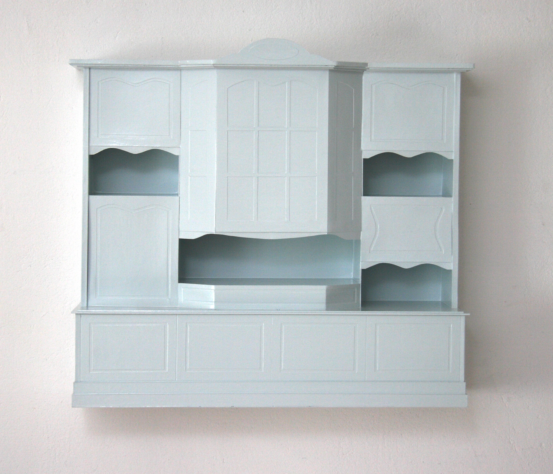 Michael Göbel - o. T. (Storages I), 2008
