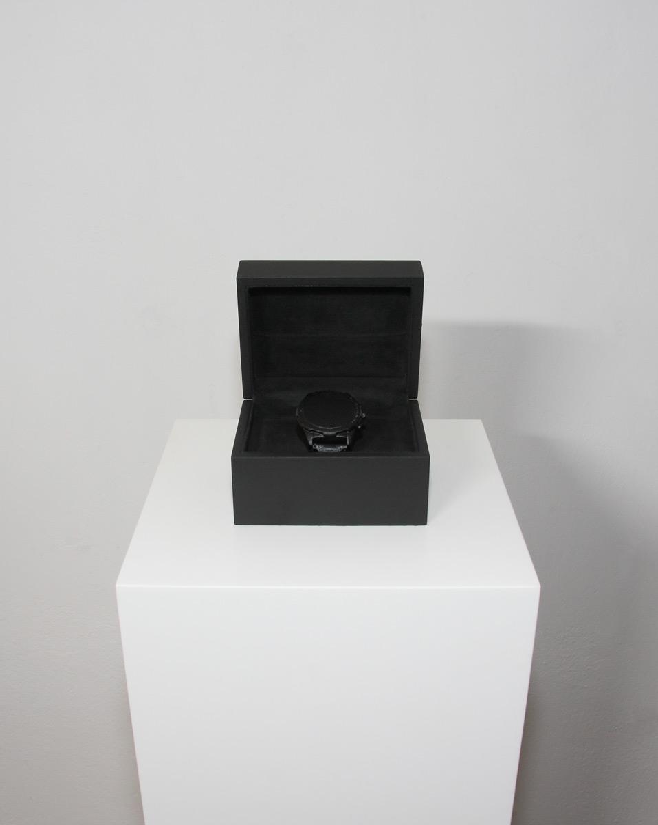 """Michael Göbel - Chronos (aus der Serie der """"Pretiosen""""), 2012"""