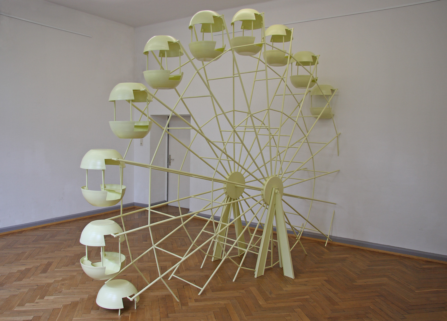 Michael Göbel - Deadlock (Prypjat), 2009
