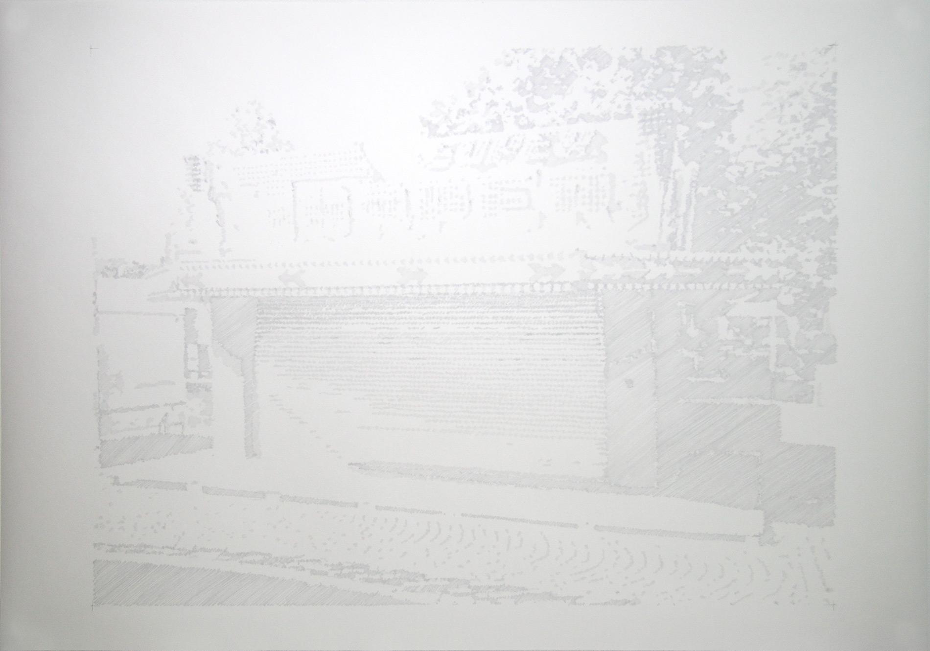 Michael Göbel - o. T. (Luna Park 1), 2009