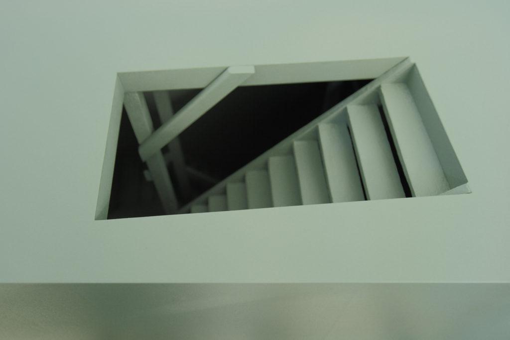 Michael Göbel - Stufen III (aus der Serie der
