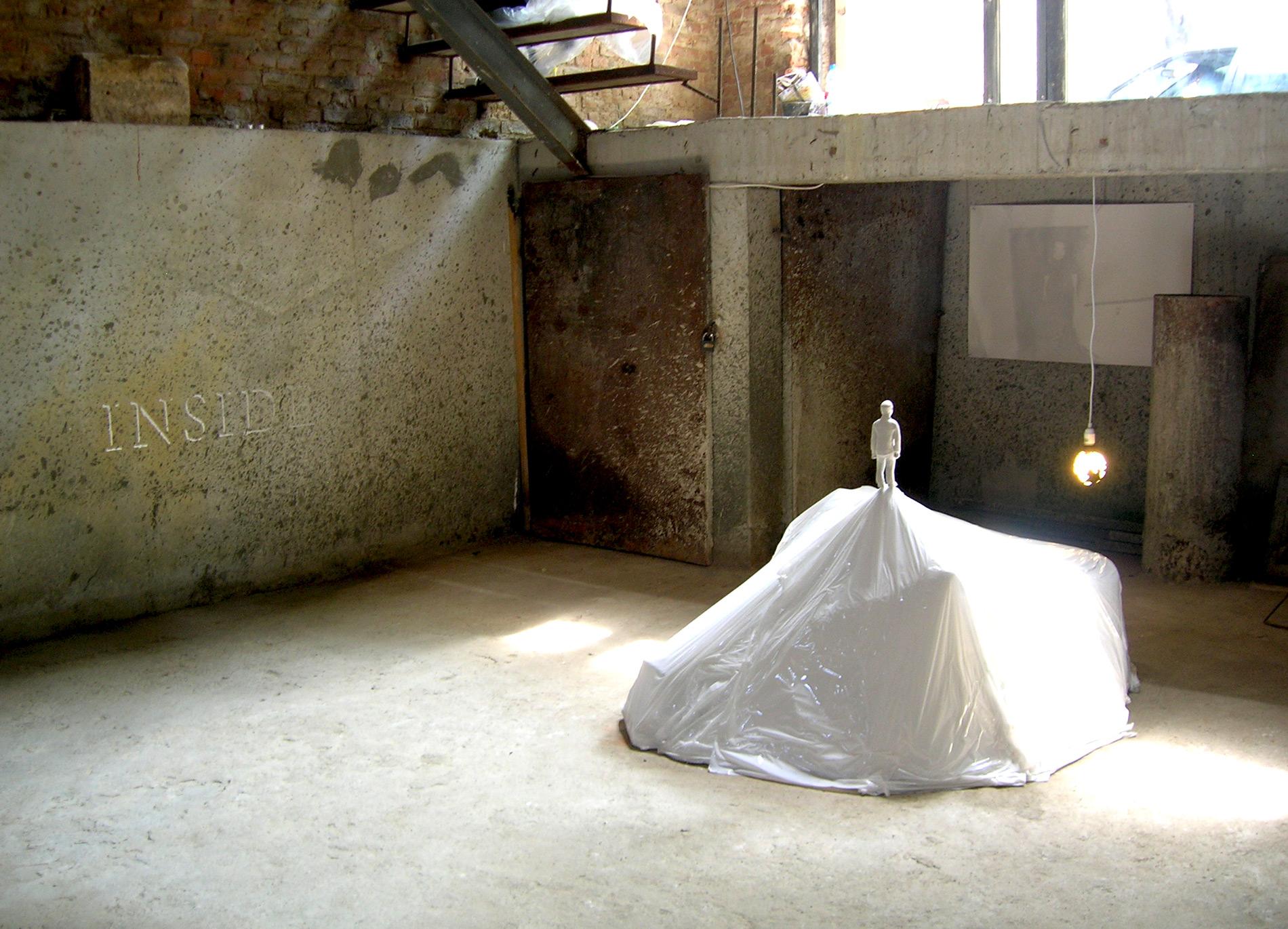 Michael Göbel - Melting Point, 2007