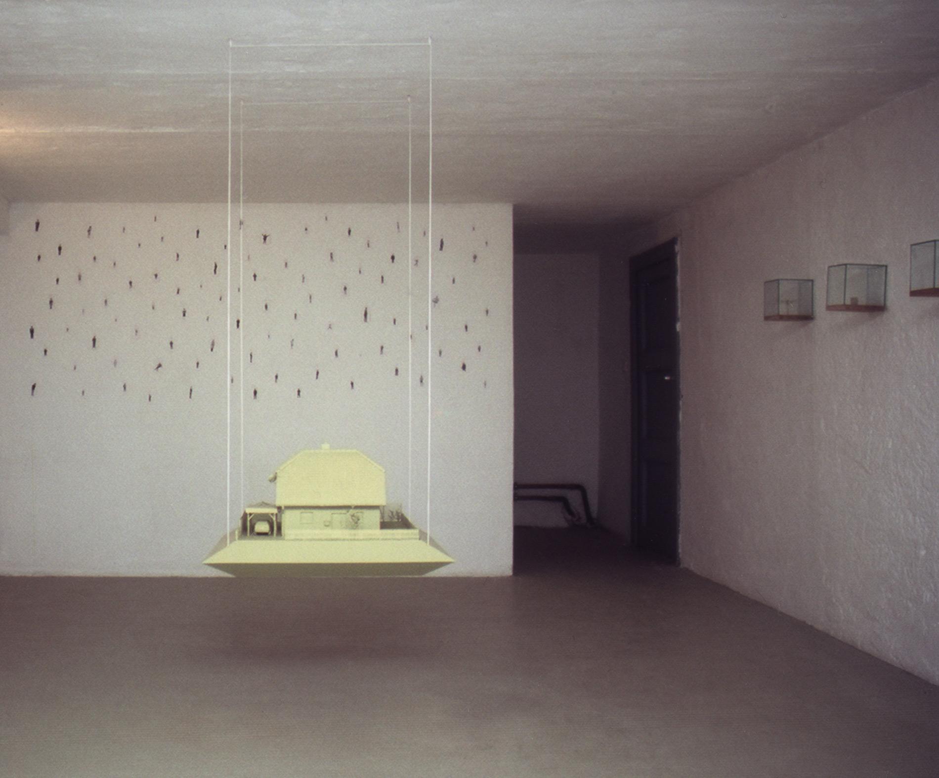 """Michael Göbel - Ausstellung """"Miniaturwelten"""", 2004"""