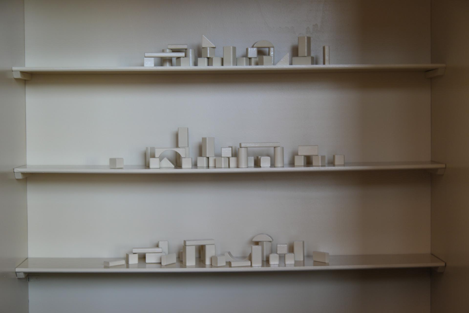 Michael Göbel - Pförtnerloge (aus der Serie der Gedankengebäude), 2014