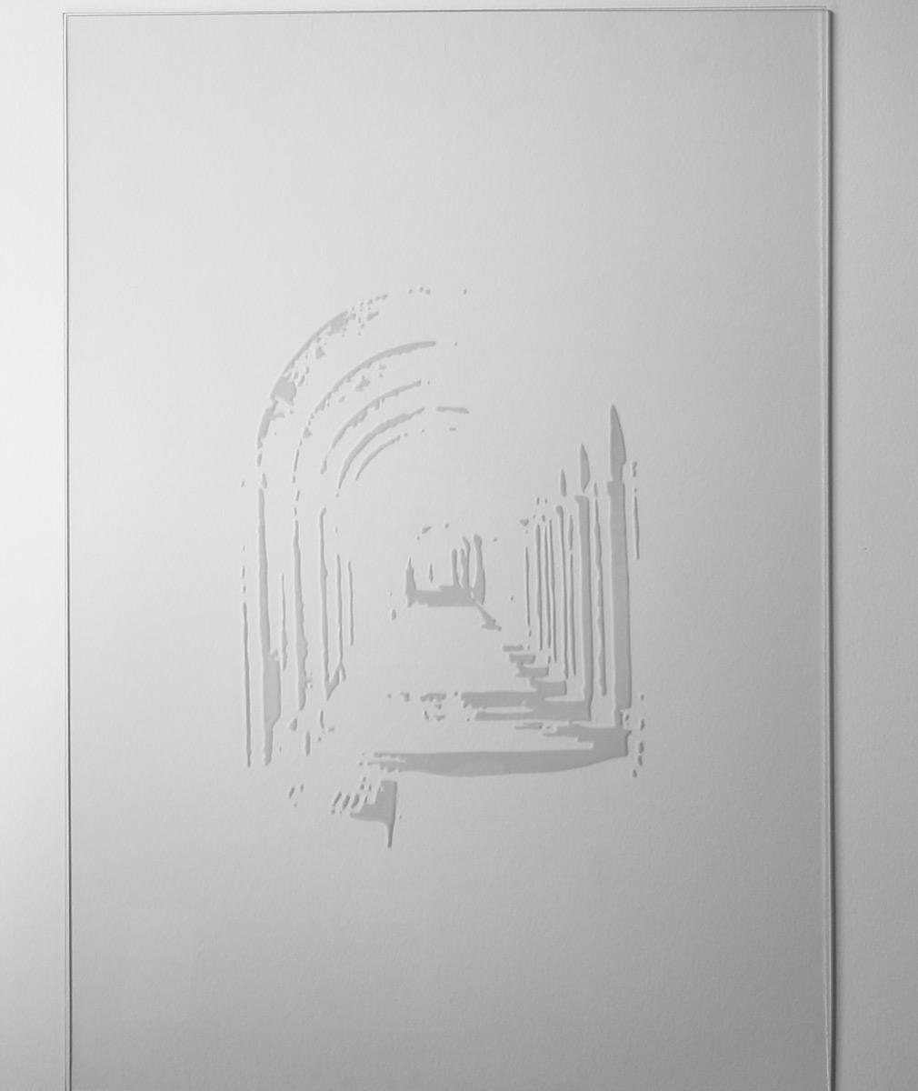 "Michael Göbel - ""Archive files 09"", 2018"