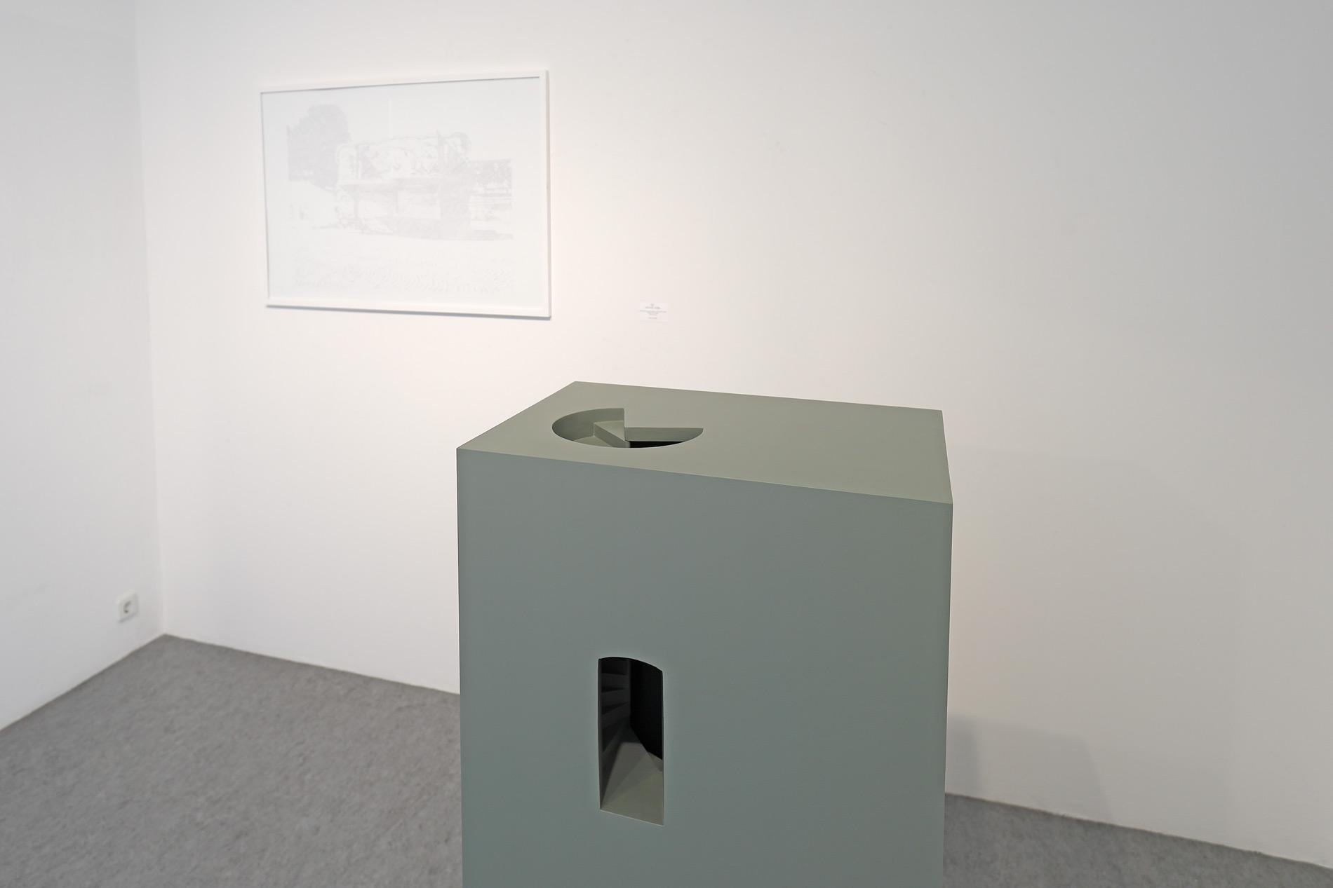 Galerie Löhrl - Stufen + Luna Park